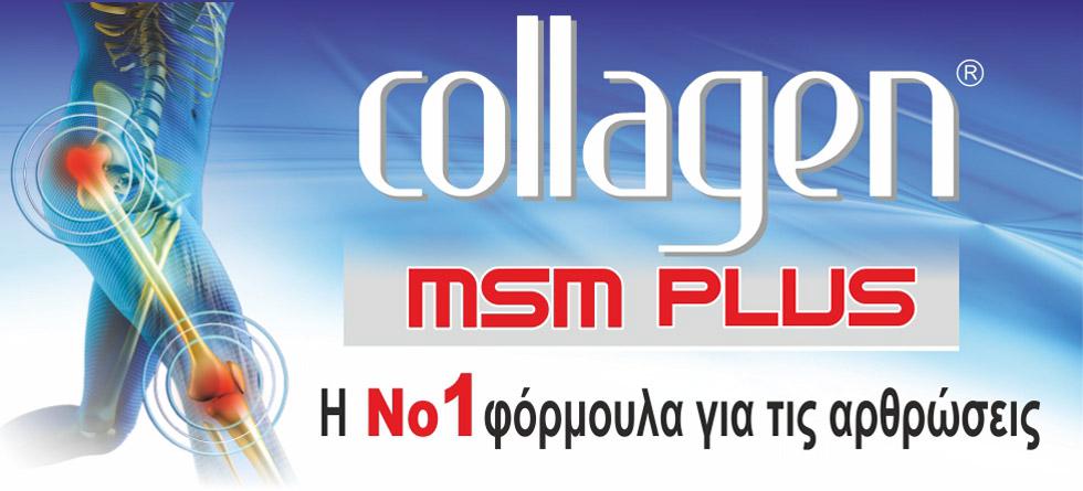 Collagen MSM Plus®